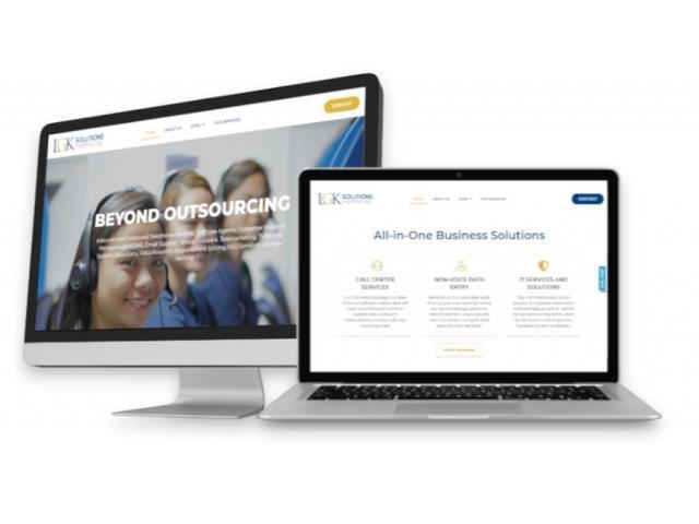 Web Design and Hosting Solution