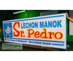 Acrylic Sign Maker In Cebu