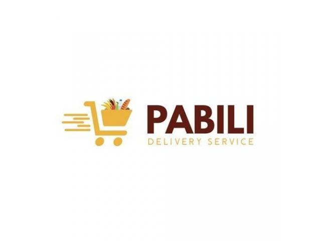 Pabili Delivery Online Shop Food Grocery Delivery