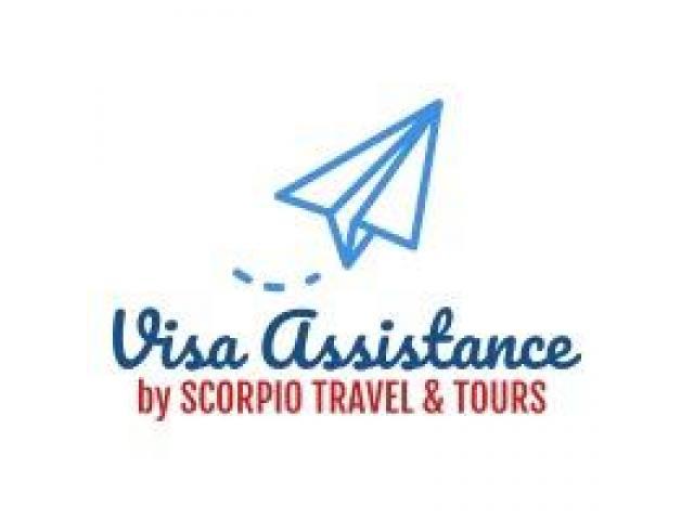 Visa Assistance by Scorpio Travel