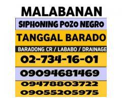 Malabanan Siphoning Pozo negro and tanggal barado expert Services