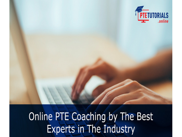 Online PTE-A Coaching by The Best Experts in The Industry